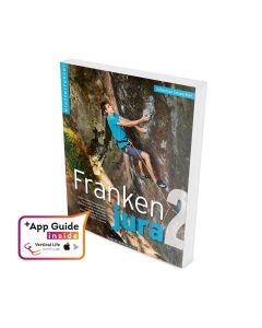 Kletterführer Frankenjura Band 2 inkl. App