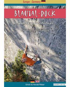Gebro Kletterführer Blautal-Rock