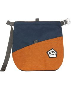 E9 Boulder Bag Gulp orange-blau