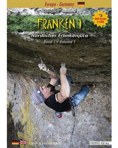 Gebro Kletterführer Franken 1