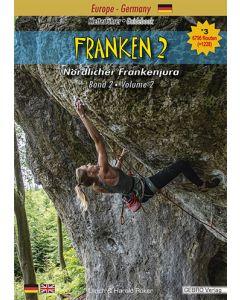 Gebro Kletterführer Franken 2