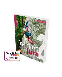 Panico Kletterführer Frankenjura Band 2 Auflage 2021