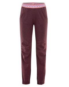 Red Chili Mitake Pants Cherry