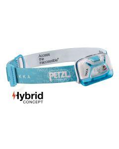 Petz Strinlampe Tikka Hybrid blau