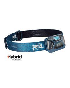 Petzl Tikkina Hybrid Concept blau